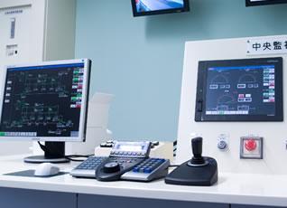 制御システム工事・点検 画像